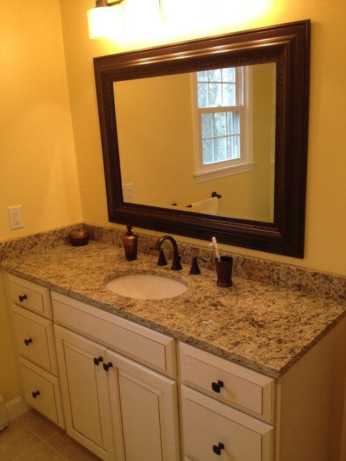 Rectangular Bathroom Mirror Allen Roth In H X W Britwell October 2017 VMinfo
