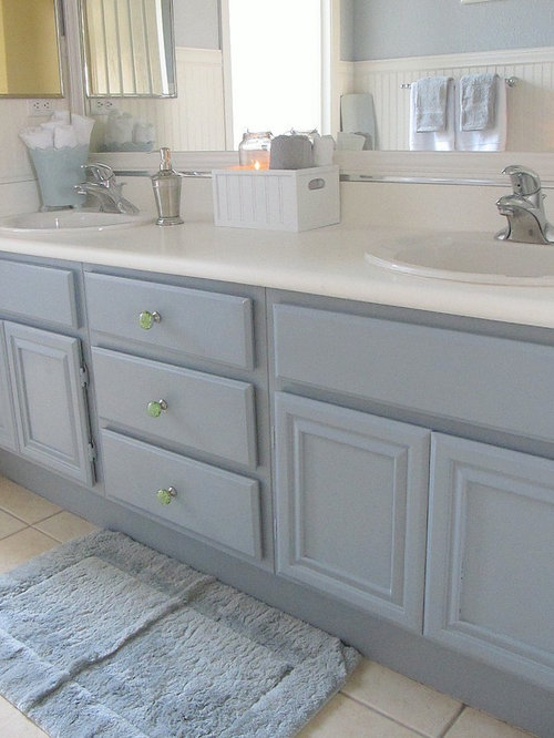 painted bathroom cabinets ideas pictures remodel and decor