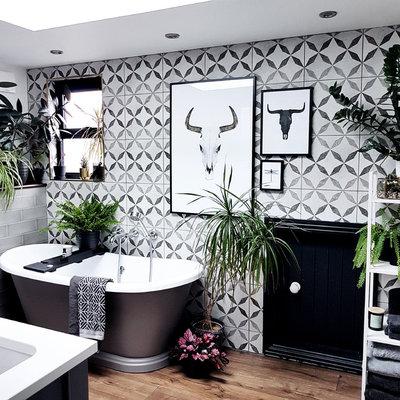 Scandinavian Bathroom by #TheLondonHomeDesignAwards