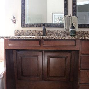 Wheelchair Accessible Vanity Houzz, Accessible Bathroom Vanity