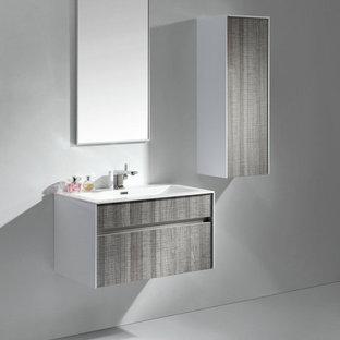 Kubebath Modern Bathroom Vanities
