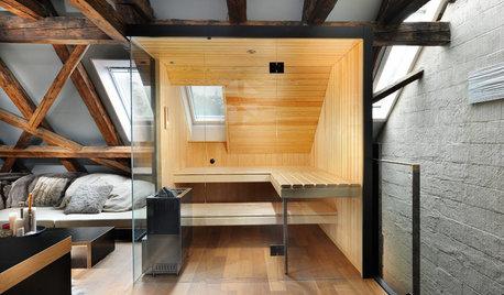 Progettazione Bagno: Posso Installare una Sauna nella Mia Casa?