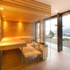 Contemporary Bathroom by Prestige Saunas Ltd