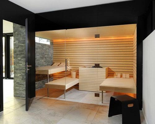 Genial Trendy Sauna Photo In London