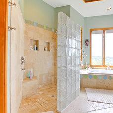 Contemporary Bathroom Kurt Snyder