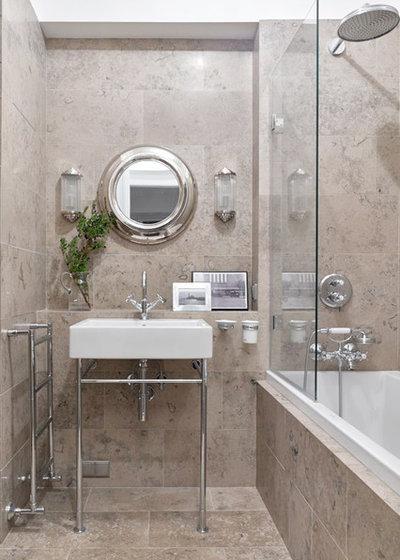 Современный Ванная комната by Pavel Zheleznov