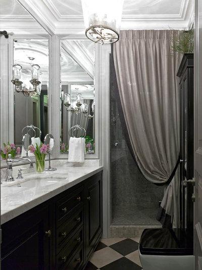 Классический Ванная комната by Katerina Lashmanova