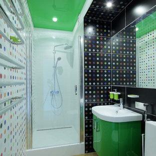 Неиссякаемый источник вдохновения для домашнего уюта: ванная комната в современном стиле