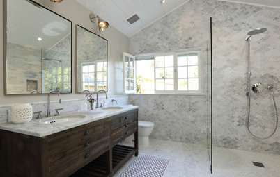 Spectacular Before and Afters Room of the Day A Dream Bathroom in Square Feet