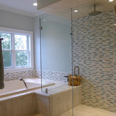Traditional Bathroom by Susan Brook Interiors