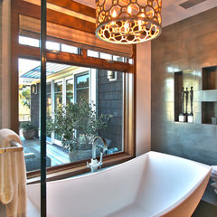 contemporary bathroom by Urban Colony