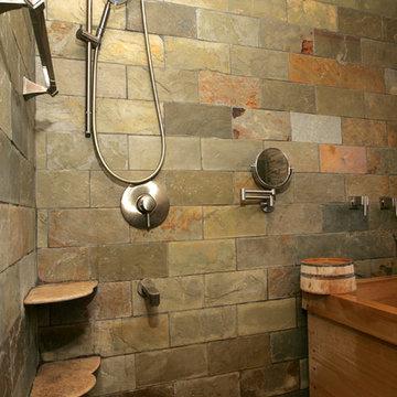 La Crescenta Asian Master Bathroom Remodel