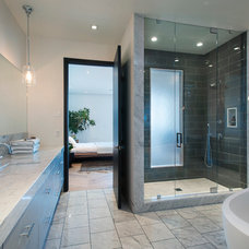 Contemporary Bathroom by Jay Greene Photography