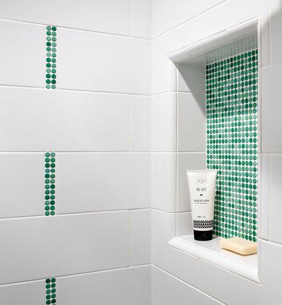 Beach Style Bathroom by CM Natural Designs