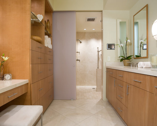 SaveEmailModern Walk In Shower   Houzz. Modern Walk In Bathrooms. Home Design Ideas