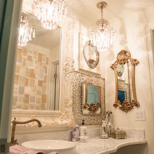 Eklektisches Badezimmer in Sonstige