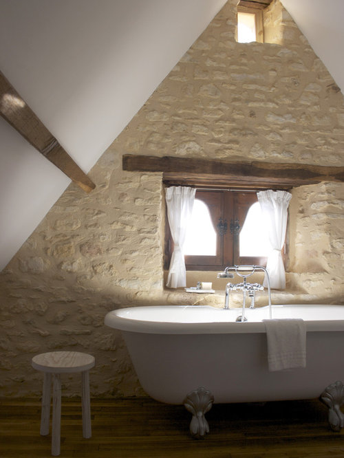 Rustic Small Bathroom Houzz