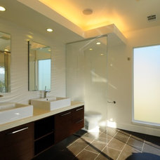 Contemporary Bathroom by Kitchen Inspiration Inc.
