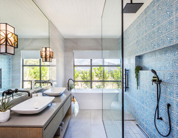La Petit Ferme - Bathroom Style