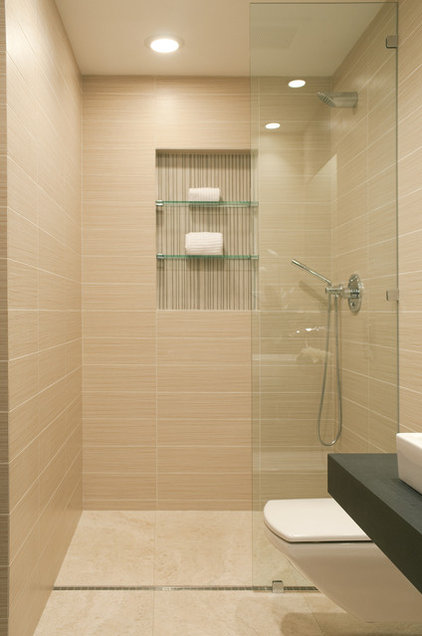 Contemporary Bathroom by Hawaii Architecture LLP