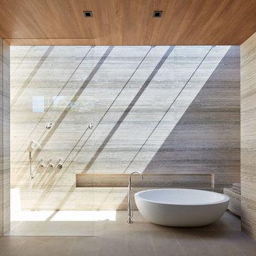 La Quinta Modernist Home - Master Bath