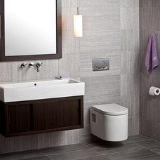 Contemporary Bathroom by LACAVA