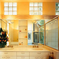 traditional bathroom by David Ludwig - Architect