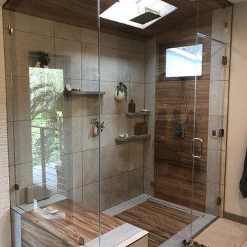 Lafayette Master Bathroom Remodel - Zen Inspired