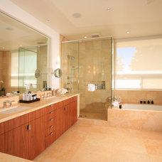 Modern Bathroom by Minardos Group