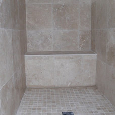 Mediterranean Bathroom by Designers Hardwood Floors LLC