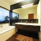 Hendra Contemporary Bathroom Brisbane By Civic