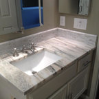 Award winning bathroom renovation contemporary - Bathroom renovation order of trades ...