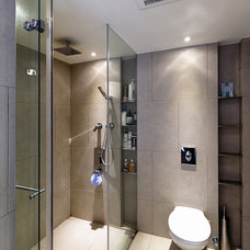Contemporary Bathroom by PMK+designers