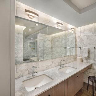 Light Above Mirror Houzz, Modern Bathroom Lights Above Mirror