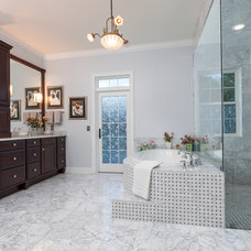 Traditional Bathroom by Keesee and Associates, Inc.