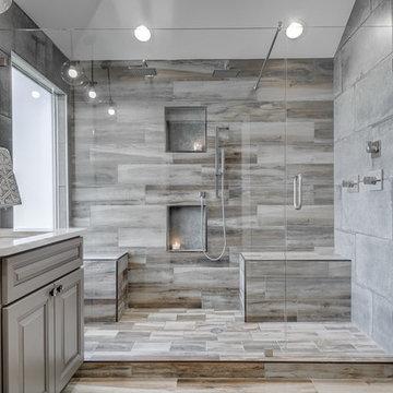 Lake Dallas Bathroom remodel