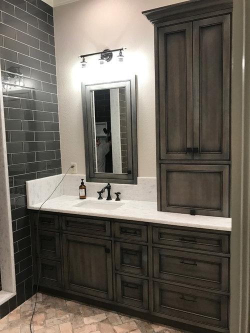 Ideas para cuartos de baño | Fotos de cuartos de baño con armarios ...
