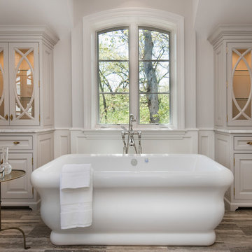 Lake Forest French Chateau