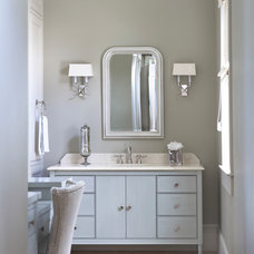 Traditional Bathroom by Markalunas Architecture Group