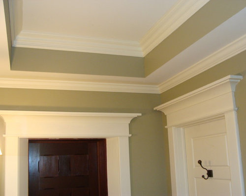 Best Two Piece Crown Molding Design Ideas Amp Remodel