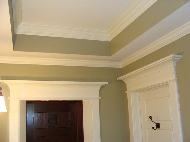 Traditional Bathroom by Adirondack Carpentry LLC