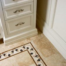 Traditional Bathroom by Aulik Design Build