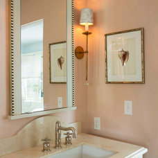 Traditional Bathroom by Renae Keller Interior Design, Inc.