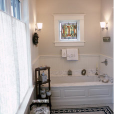 Traditional Bathroom by Demerly Architects
