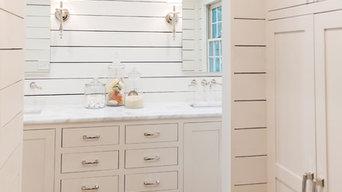 Lake House Master Bath and Closet Remodel