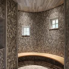 Contemporary Bathroom by Morgante Wilson Architects
