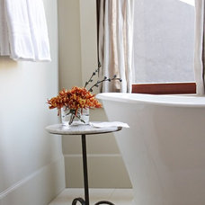 Beach Style Bathroom by Yvonne McFadden LLC