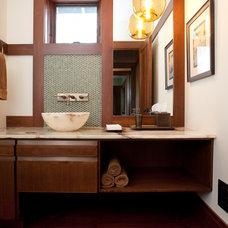 Contemporary Bathroom by Niche Modern