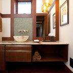 Editorial contemporary bathroom houston by jonathan calvert interiors photographer for Bathroom vanities vancouver wa