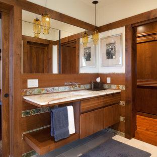 Lake Michigan Retreat - Master Bath